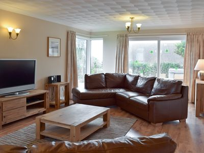 Photo for 5 bedroom accommodation in Gwbert