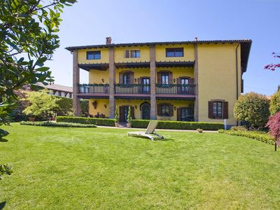 Photo for Appallation in the Bergamasca Antica Cascina of 200 square meters, beautifully furnished