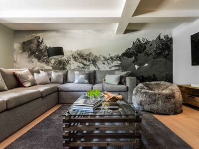 Photo for Chalet Belle Foret is a luxury chalet in Chamonix