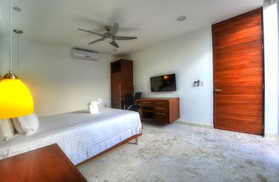 2nd Bedroom Provides For A Large Mini Refrigerator, Coffee Maker And  Microwave.