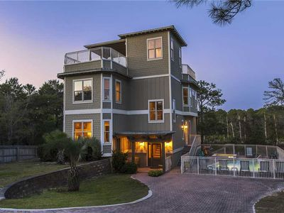 At Redfish - Blue Mountain Beach, Lake Front, 30A, Private Pool, Game Room!