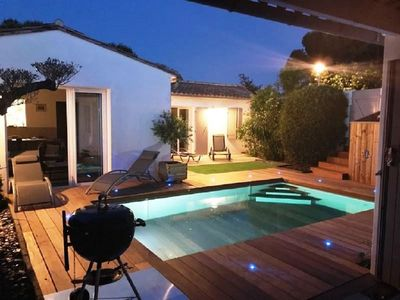 Photo for House *** any comfort with heated swimming pool (8/10 people) Promotion Toussain
