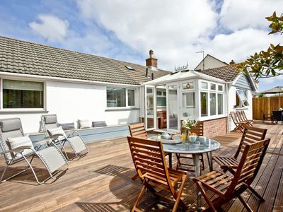 Photo for 4 bedroom accommodation in Porthcurno