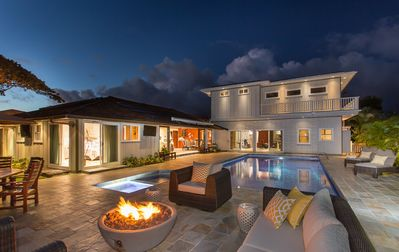 Ocean view, Private home, Open air, Tropical, Luxurious comfort, Kahala Alii