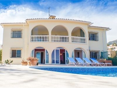 Photo for Fuengirola Villa, Sleeps 14 with Pool, Air Con and WiFi