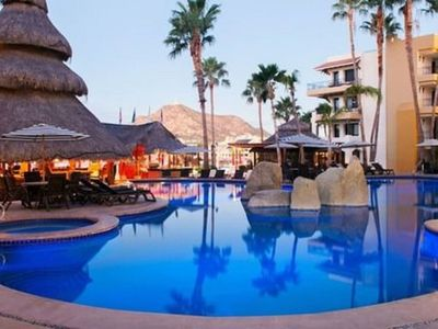 Photo for 1BR Nautical Suite Sleep 4 in Cabo