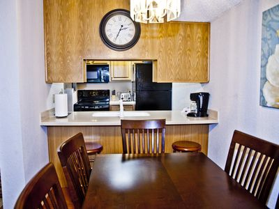 Photo for 4 Bedroom Condo, Perfect for Large Families & Golfers! Sleeps 12!
