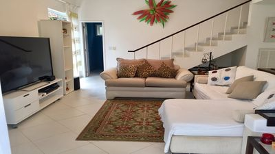 Photo for Lovely house in Angra dos Reis in condominium Marbella, near the club.