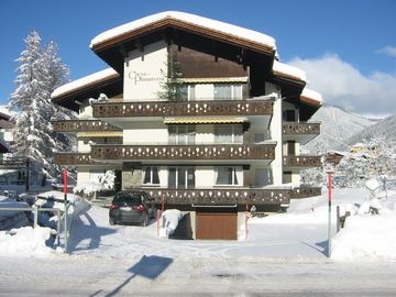 Spacious chalet apartment in the best location - optional lock off suite avail.  - 2 Bedroom Unit