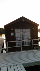 Photo for Floating Cabin on Lake Guntersville.