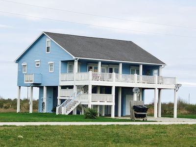 Out of the Blue - 5 Bedroom + Loft - 3 Bathroom - Sleeps 21