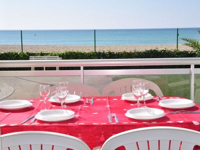 Photo for 2BR Apartment Vacation Rental in Miami Playa, Tarragona