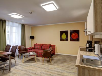 Photo for Apartment with 2 bedrooms, add. Guest WC and Balcony in the old town of Görlitz