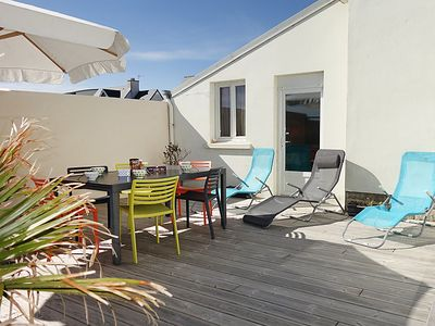 Photo for Vacation home Sables Blancs in Loctudy - 7 persons, 3 bedrooms