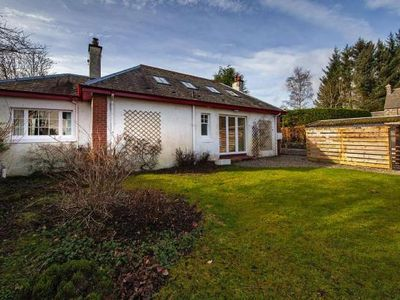 Photo for Cottage, Comrie  in Perthshire - 6 persons, 3 bedrooms