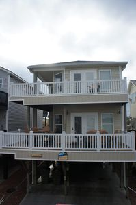 Photo for Ocean Lakes,5 bedroom4.5 baths,Ocean View,Two Masters,1600sf decks,Everythingnew