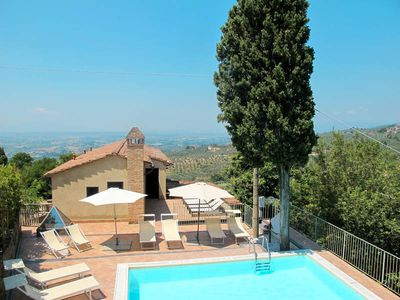 Photo for Vacation home Terrazza di Montalbano  in Vinci (FI), Florence and surroundings - 16 persons, 6 bedrooms