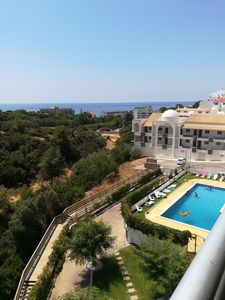 Albufeira Sea III = Albufeira Sea I / Central, pool, aircond, sea view, wifi, l