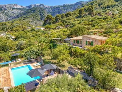 Photo for In the mountains with pool - Villa Sa Teulera Sóller