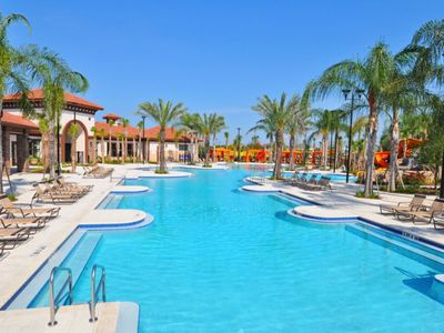 Photo for Imagine Your Family Renting This Amazing Villa on Solterra Resort with the Best 5 Star Amenities, Orlando Villa 2739
