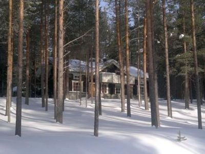 Photo for Vacation home Kangastus b in Kemijärvi - 4 persons, 2 bedrooms