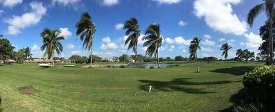 """Photo for Beautiful View on the """"Champ"""" @ PGA National"""