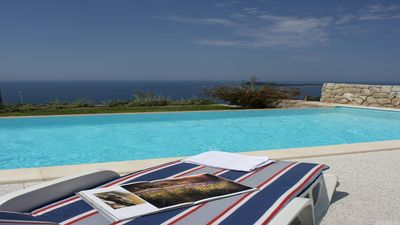 Photo for Villa Dubrovnik with pool and sea view
