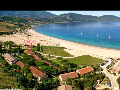 Photo for 1BR Apartment Vacation Rental in Appietto, Corse