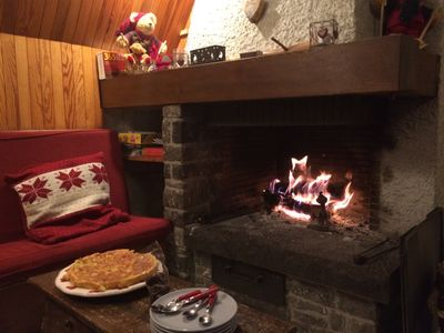 Photo for Nice chalet in Les Carroz 10 p. Quiet, view, mountain and family activities