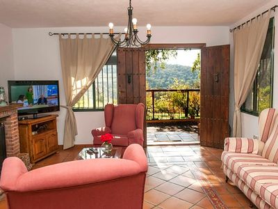 Photo for Rural house (full rental) Finca el Cercao for 8 people