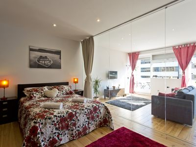 Photo for Spacious Flat w / Terrace   Trindade by Host Wise