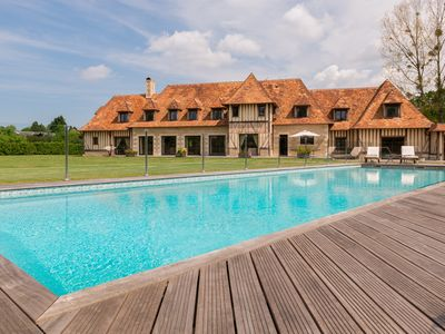 Photo for Daniel Villa - Magnificent villa on the outskirts of Deauville