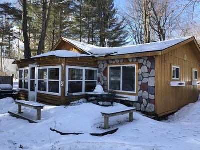 Photo for 2BR Cabin Vacation Rental in Gaylord, Michigan