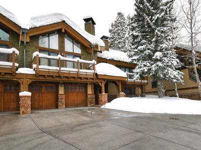 Photo for Spacious and Completely Remodeled in 2019 - Walk to Lifts & Stein Eriksen Lodge