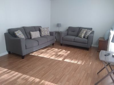 Photo for Close to Harbor! Two Bedroom Apartment for Fishermen or Temporary Housing