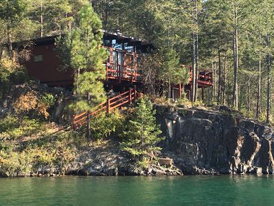 Photo for Safety Bay Hideaway On Flathead Lake