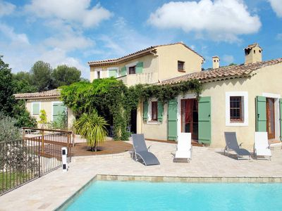 Photo for Vacation home in Montferrat, Côte d'Azur hinterland - 6 persons, 3 bedrooms
