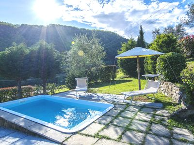 Photo for Rural villa in Tuscany-Lucca with Pool only for Yours WIFI FREE - ALL INCLUSIVE