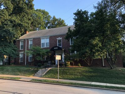 Photo for 2-Bedroom, 1-Bath Condo in St. Louis suburb of Clayton