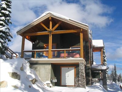 Photo for Big White, 9 Person Family Vacation - Ski in/Ski Out - Snowmobiling