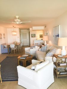 Your living and dining area!