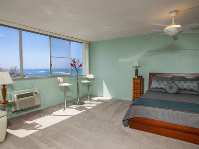 Photo for Beautiful Studio in the Heart of Waikiki, Right Across the Street from the Beach