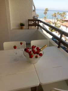 Photo for OUTSTANDING NEW APARTMENT 70 METERS FROM THE HERRADURA BEACH