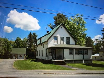 Photo for Gorgeous in-town home within walking distance to Rangeley Lake