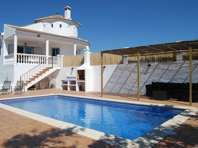 Photo for Beautiful villa with breathtaking views