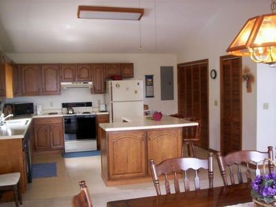 Photo for Peterson Chalet - gorgeous views, 4300 feet elevation, private.