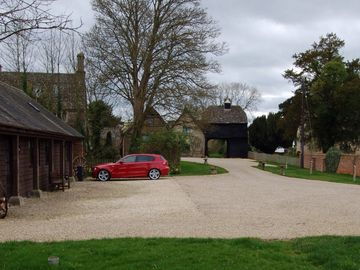 Longworth, Faringdon, Oxfordshire, UK