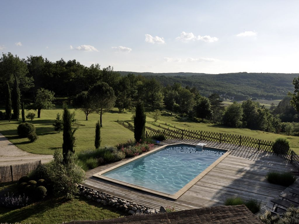 Property Image#16 House 8 Persons Private Heated Swimming Pool Périgord  Sarlat Lascaux