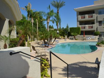 Photo for Newly Remodeled Resort Style Condo In Old Town Scottsdale