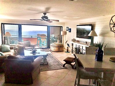 Photo for BEAUTIFUL 3 LEVEL CONDO OVERLOOKING THE GULF ON INCREDIBLE HOLIDAY ISLE